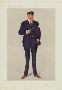 Vanity Fair Print : Sir Richard W. Bulkeley 1907