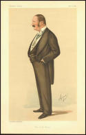 Vanity Fair Print : Sir Reginald Hanson  (The Rt. Hon. The Lord Mayor of London)