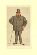 Vanity Fair Print: His Grace The Duke Of Wellington 1885